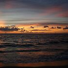 Sunrise Over Jupiter Waters by Sharon-Leigh Ricker