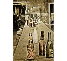 Bodie Bar Photographic Print