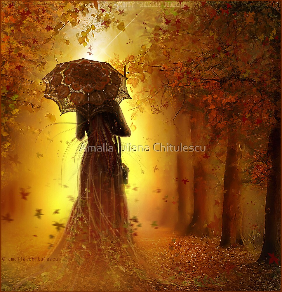 be my autumn ||  by Amalia Iuliana Chitulescu