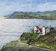 Robin Hood's Bay by Sue Nichol
