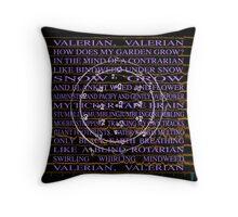 Valerian Throw Pillow