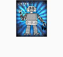 Listen with Love Robot T-Shirt