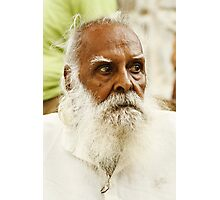Old Furious, India Photographic Print