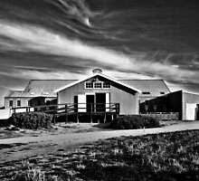 Historic Murray Downs Woolshed | Hay NSW by vanderson