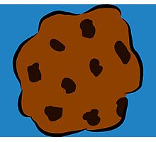 Cookie Monster Cookie Photographic Print