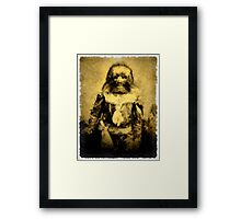 Real Wolfmen by Pierre Blanchard Framed Print