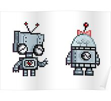 Robot Love Poster