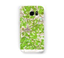 Massachusetts  USGS Historical Topo Map MA Maynard 350281 1950 24000 Samsung Galaxy Case/Skin