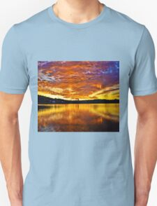 Burning sky T-Shirt