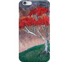 The Flamboyan Before Dusk iPhone Case/Skin