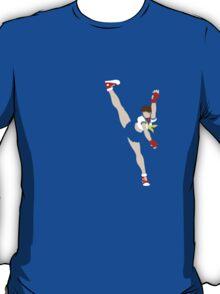 Sakura Kasugano - Street FIghter - Minimalist T-Shirt