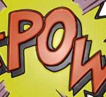 KA-POW Sticker