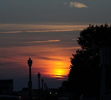 Sunset by Sherry Hunsberger