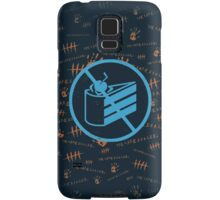 The Cake is a Lie Samsung Galaxy Case/Skin