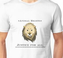 Cecil - Animal Rights Unisex T-Shirt