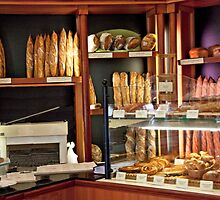 The Art Of French Bread by phil decocco