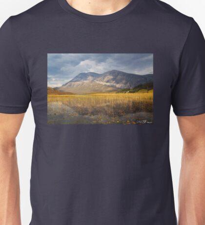 September on the Loch Unisex T-Shirt
