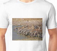 Etosha National Park Zebras' Unisex T-Shirt