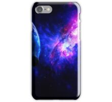 Planetary Explosion iPhone Case/Skin