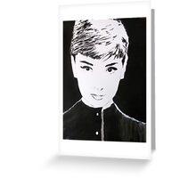 Audrey II Greeting Card