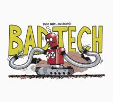 Bad Tech Day by RollerBanjo