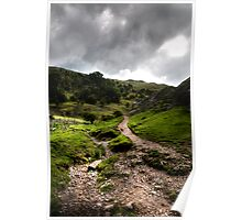 Dovedale, The Peak District Poster