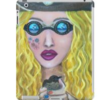 Steam Hippie iPad Case/Skin