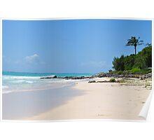 Bermuda Beachscape Poster