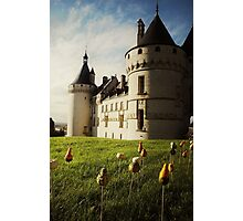 Chaumont Sunset Photographic Print