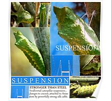 Suspension Poster