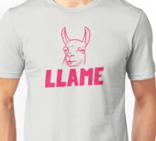 Llame Unisex T-Shirt