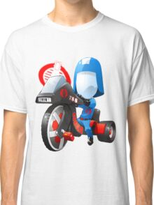 Cobra Commander on 80's big wheel Classic T-Shirt