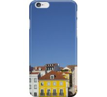 Colourful buildings iPhone Case/Skin