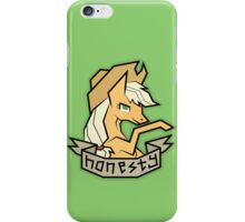 applejack: element of honesty iPhone Case/Skin