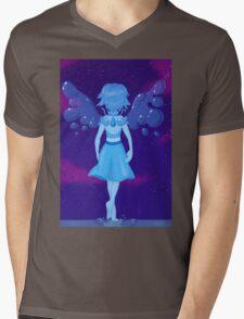 Leaving Earth Mens V-Neck T-Shirt