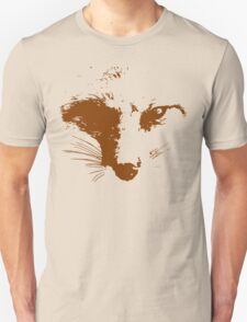 Vector Fox Unisex T-Shirt
