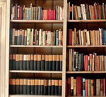 Frances Reid's Library by April Rocha