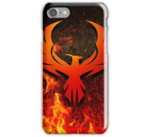Phoenix and the Flame iPhone Case/Skin