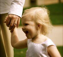 fatherhood by Mark de Jong