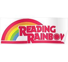 Reading Rainbow shirt – Netflix, LeVar Burton Poster