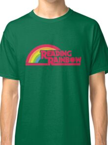 Reading Rainbow shirt – Netflix, LeVar Burton Classic T-Shirt