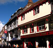 The Snickleway Inn, York by wiggyofipswich