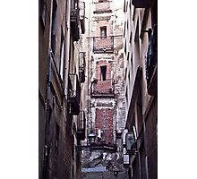 Barcelona 08 Photographic Print