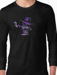 Purple Tracer Bullet Long Sleeve T-Shirt