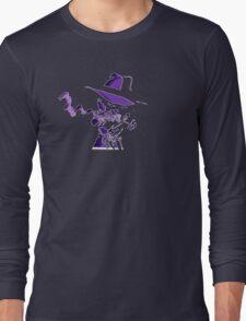 Purple Tracer Bullet Long Sleeve T-Shirt