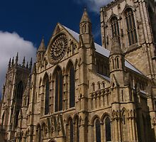 'Gothic Wonder', York Minster by wiggyofipswich