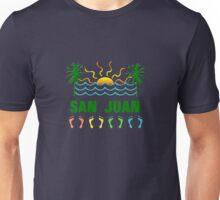 San juan puerto rico geek funny nerd Unisex T-Shirt