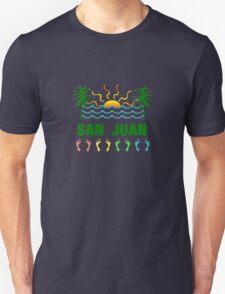 San juan puerto rico geek funny nerd T-Shirt