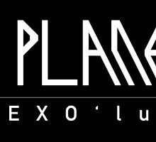 EXO Planet #2 The EXO'luXion Black by ikpopstore