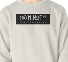 EXO Planet #2 The EXO'luXion Black Pullover